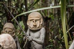 Mudmen de la Papouasie-Nouvelle-Guinée Photographie stock libre de droits