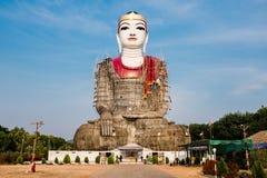 Mudon Giant Buddha Stock Photo