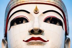 Mudon Giant Buddha Royalty Free Stock Photos