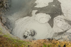 Free Mudpot In The Uzon Caldera. Kronotsky Nature Reserve Royalty Free Stock Photography - 83116967