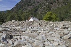 Mudslide Stock Image