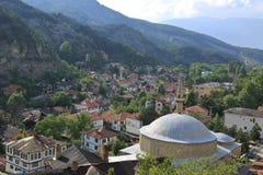 Mudurnu, Bolu, Turkije stock foto
