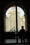 Mueé du Louvre Foto de Stock