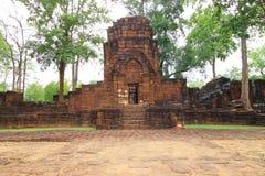 Mueang唱历史公园 库存照片