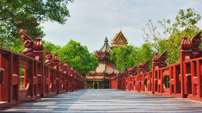 Mueang Boran Stock Photo