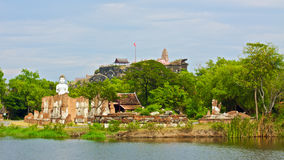 Mueang Boran Royalty Free Stock Image