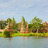 Mueang Boran Royalty Free Stock Photo