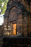 Mueang canta il parco storico, Kanchanaburi Tailandia Immagine Stock Libera da Diritti