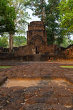Mueang Sing historical park Stock Photos