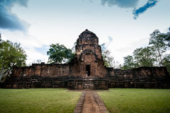 Mueang Sing Historical Park Royalty Free Stock Image