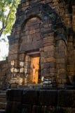 Mueang Sing Historical Park, Kanchanaburi Thailand. Royalty Free Stock Image