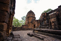 Mueang Sing is a historical park Royalty Free Stock Images