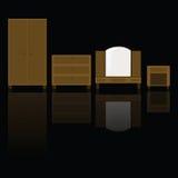 Muebles Fotografía de archivo
