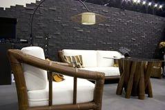 Muebles al aire libre Fotografía de archivo