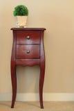 Muebles: aparador de madera Fotografía de archivo
