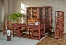 Muebles chinos Fotografía de archivo libre de regalías