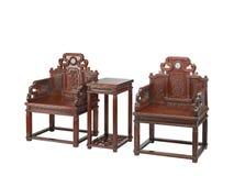 Muebles clásicos chinos del Ming-estilo imagen de archivo libre de regalías