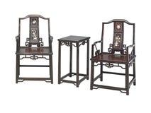 Muebles clásicos chinos del Ming-estilo Imagen de archivo