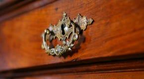 Muebles de antaño, vendimia Imagen de archivo