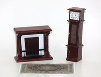 Muebles de la casa de muñeca Imagen de archivo