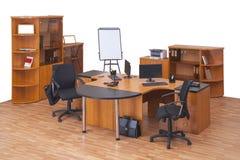 Muebles de oficinas Fotos de archivo libres de regalías