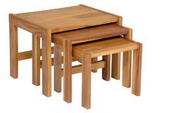 Muebles del jardín de la teca, muebles del jardín, silla de la teca Imagenes de archivo