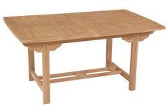 Muebles del jardín de la teca, muebles del jardín, silla de la teca Foto de archivo