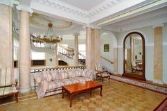 Muebles del lujo de la vendimia Imagen de archivo libre de regalías