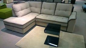 Muebles del sofá Fotos de archivo libres de regalías