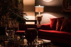 Muebles en luz corta Imagen de archivo