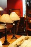 Muebles franceses clásicos Imagen de archivo libre de regalías