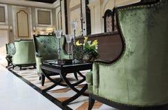 Muebles lujosos foto de archivo libre de regalías