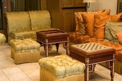 Muebles lujosos Fotografía de archivo