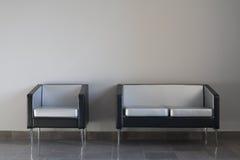Muebles modernos Imagen de archivo libre de regalías