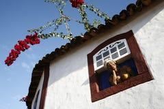 Muñeca decorativa Imagen de archivo libre de regalías