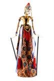 Muñeca femenina de Java Imágenes de archivo libres de regalías