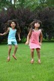 Muñecas hiperactivas Foto de archivo