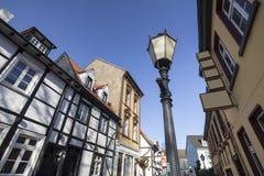muelheim eine alte Stadt Deutschland der Ruhrs Stockbild