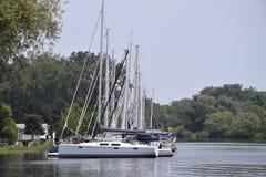 Muelle del barco (2) Imagenes de archivo