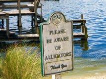 Muelle en el lago Dora fotos de archivo libres de regalías