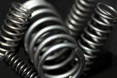 Muelle en espiral Imagen de archivo