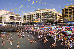 Muelle Hafen Lizenzfreie Stockbilder