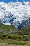 Mueller Hut Route New Zealand Royalty Free Stock Images