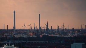 Muelles industriales enormes metrajes