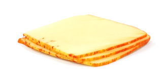 Muenster cheese Stock Photos