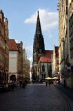 Muenster Royalty Free Stock Photos