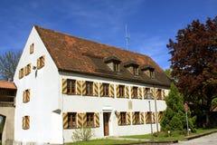Muenzhaus in Schongau Immagine Stock Libera da Diritti