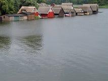湖Mueritz 免版税库存照片