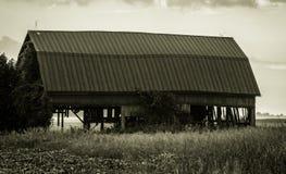 Muerte de la granja de la familia Fotos de archivo