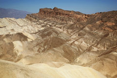 Muerte valley1 Fotografía de archivo libre de regalías